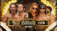 Adrian Neville & Oliver Grey vs. 3mb (heath Slater & Drew Mcintyre) - Wwe Nxt 24.01.2013