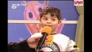 Едно Дете Щяло Да Става Извънземен като шеф-По-по-най в Господари на ефира 19.06.08 High Quality