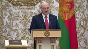 Belarus: Lukashenko sworn in for sixth term in unannounced ceremony