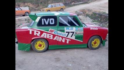 Trabant Tuning Ivo