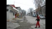 Свет Оод Добрич - Задействане на пожарогасител с въглероден диоксид