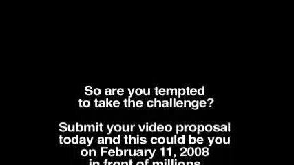 Will You Marry Me Example Video