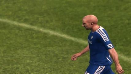 4# Дуспи - Pes 2012 - Chelsea - Man United