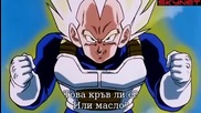 Dragon Ball Z - Сезон 4 - Епизод 130 bg sub