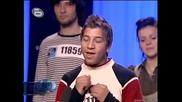 Music Idol 2 - Милен Димитров (Пее като Марая Кери СМЯХ)  - Театрален Кастинг