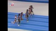 Тезджан Наимова стана европейска на 60 м в зала