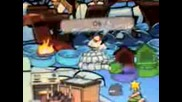 Club Penguin - Iam Bibiam And Rey Igloo