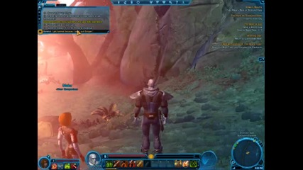 Star Wars The Old Republic Beta Bounty Hunter Gameplay Part 6 of 8
