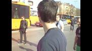 Протест срещу цените на горивата 13.03.2011 (софия)