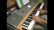 K - On - Fuwa Fuwa Time(piano)