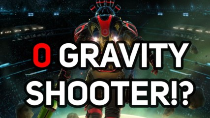 Virtual Reality PVP Shooting in SPACE