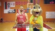 Божидар Аврамов ще се Състезава в Турнира по Баскетбол на Holiday Heroes