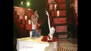 Dima Bilan - Never Let You Go Live Eurovision 2006