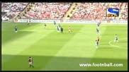 Гол на Димитър Бербатов вдигна целия стадион на крака Челси 1 - 3 Манчестер Юнайтед Community Shield