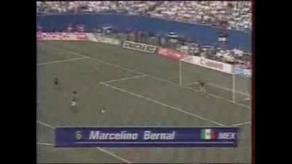 България-мексико (1994 - дуспи)