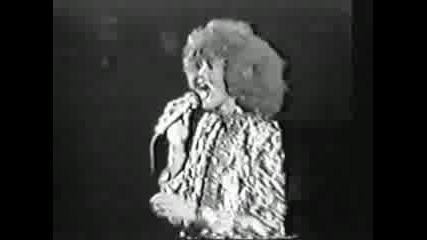 Whitney Houston - Wanna be startin somethin Live 1986