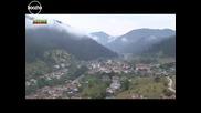 Родопите село Триград