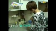 Cute Tae min Part3 - reaction when drinking ginger