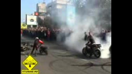 Burnout Moto