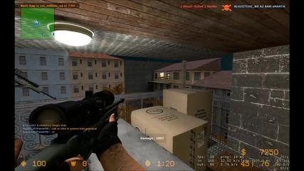 Моят gameplay на Cs Source