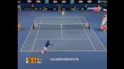 Roger Federer vs safin australian open 2009