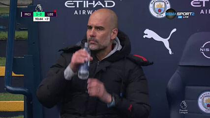 Лийдс шокира Сити с втори гол