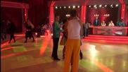 Dancing Stars - Как се забавляват участниците по време на реклами