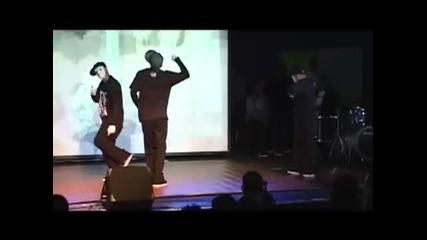 Jabbawockeez - Three Muskee (rollypalooza)