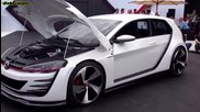 Vw Golf mk7 Design Vision Gti 2k13