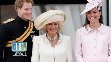 Kate Middleton's Pretty In Pink!