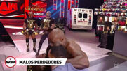 REVIVE Raw en 8 (MINUTOS): WWE Ahora, Sep 21, 2020