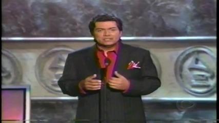 David Bisbal Llorare Las Penas Latin Grammy awards 2003
