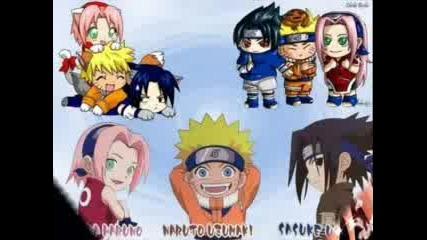 Naruto - Dance With Me