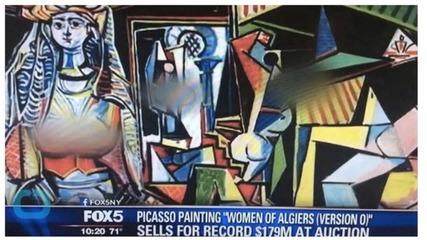 Fox News Censored the Picasso Masterpiece That Set a World Record