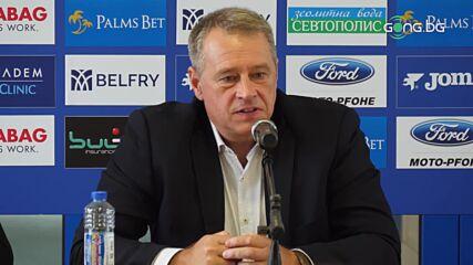 Иво Ивков: Необходими са спешни мерки за финансовото оцеляване на Левски