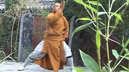 Тренировката на монасите от Шаолин - Shaolin Monks Training