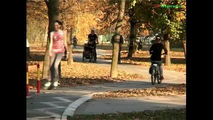 Топъл Ноември не само в България