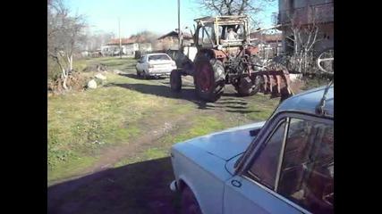 Jeta tegli traktor