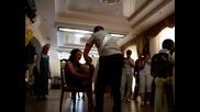 наши свидетели на свадьбе