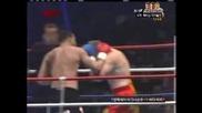 K - 1 Wgp 2010 Yokohama Badr Hari vs Alexey Ignashov - 1/2