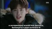 [бг субс] Pinocchio / Пинокио (2014) Епизод 7 Част 1/2