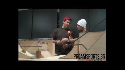 FINGERBOARD trick tips
