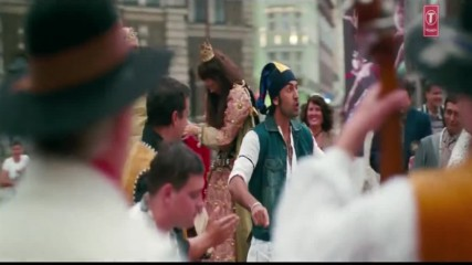 Hawa Hawa от филма Rockstar с Ranbir Kapoor и Nargis Fakhri