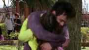Soy Luna 2 - Матео вижда Луна и Себастиан да се прегръщат и е разочарован - епизод 28 + Превод