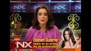 William Levy Elizabeth Gutierrez molestos con rumores de embarazo 090815
