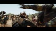 Отмъстителите: Война без край - първи трейлър