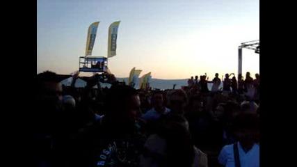 Tiesto @ Cacao Beach Sunny Beach [02.08.2009]