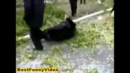 Смях! Как работи руската полиция ?