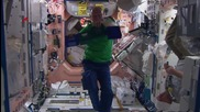 Как космонавтите прекарват свободното си време