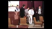 Театрална група Междучасие - Бай Ганьо продължава гр. Белица